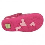 Clarks Alana Star Hot Pink Sole 500