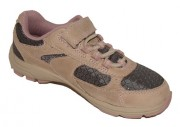 Clarks Alert Taupe NEW Side 500