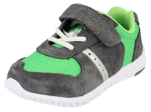 Clarks Azon Flex Green 500