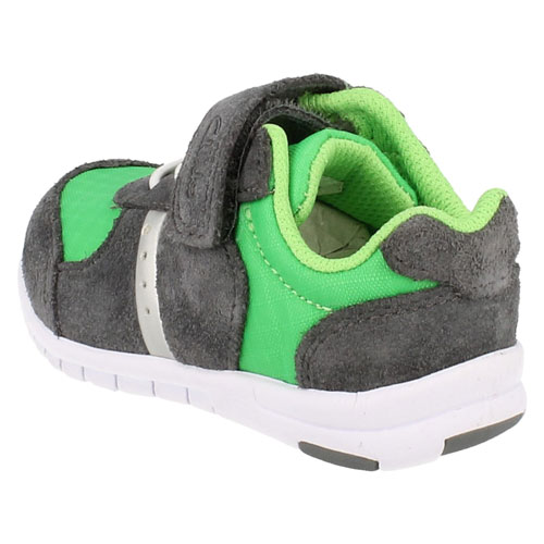 Childrens Shoe Size  Toddler Green