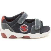 Clarks Beach Lad Navy Side 500
