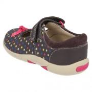 Clarks Binnie Dots Anth Heel 500