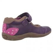 Clarks Breena Magic Purple Heel 500