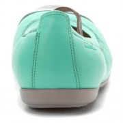 Clarks Dance Brite Mint back