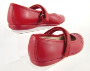 Clarks Dance Feet Red Heel 2 shoes 500
