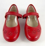 Clarks Dance Feet Red Top 500