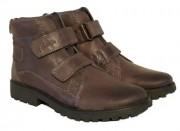 Clarks Diggy Cam Brown 500