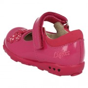 Clarks Ella Star Hot Pink Heel 500