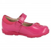 Clarks Ella Star Hot Pink Side 2 500