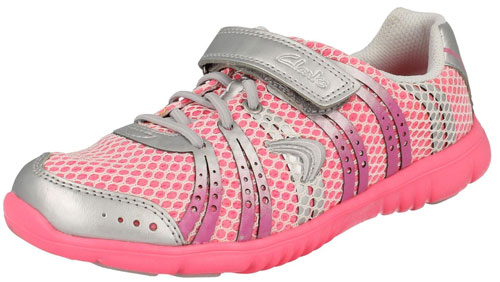 Clarks Freesprint Pink 500
