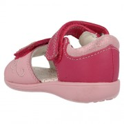 Clarks Fun Cheeko Pink heel 500