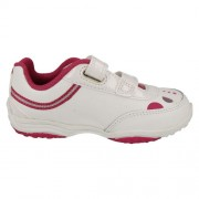 Clarks Giggle Run White Side 2 500