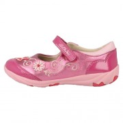 Clarks Golda Ray Hot Pink Side 500