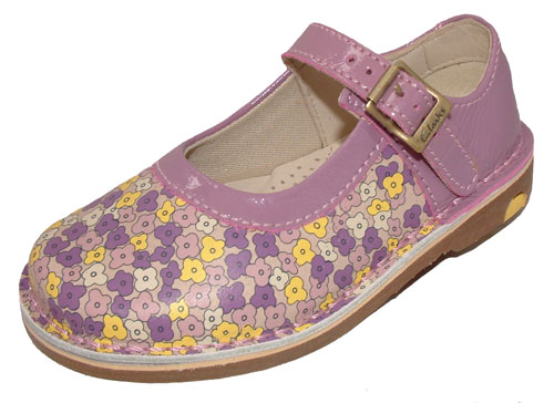 Clarks Home Shine Floral 500