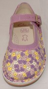 Clarks Home Shine Floral Front 500