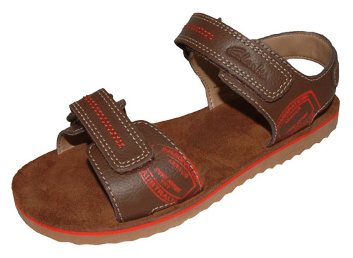 Clarks Kop Fun Brown 500