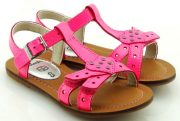 Clarks Loni Lola Hot Pink 2 shoes 500