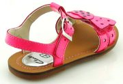 Clarks Loni Lola Hot Pink Heel 500