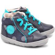 Clarks Maxi Dotty Navy 2 shoes 2 500