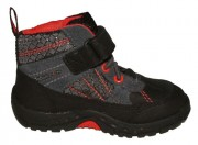 Clarks Napal GTX Black Red Side 500