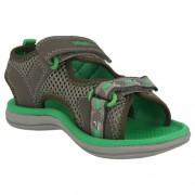 Clarks Piranha Boy Green Front 500