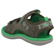 Clarks Piranha Boy Green Heel 500