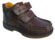 Clarks Plodder Brown 500 2