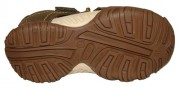 Clarks Sawfish Khaki Heel 500