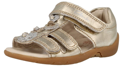 Clarks Softly Rio Metallic 500
