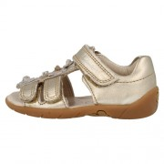 Clarks Softly Rio Metallic Side 2 500