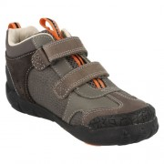 Clarks Stompo It Grey Front 500