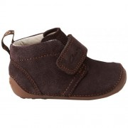 Clarks Tiny Hero Brown Side 500