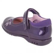 Clarks Trixi Dazzle Purple Heel 2 500