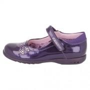 Clarks Trixi Dazzle Purple Side 500
