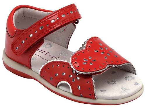 SR Paula Red Patent 500 new