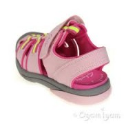 Clarks Beach Tide Pink Back