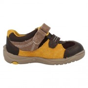 Clarks Ru Rocks Brown Combi Lea Side 2 500