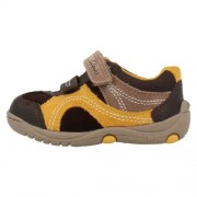 Clarks Ru Rocks Brown Combi Lea Side 500