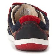 Clarks Softly Moon Navy back
