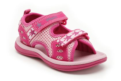 Clarks Star Games Pink