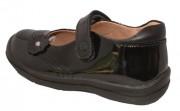 Biomecanics 121105 Black Pat Heel 500