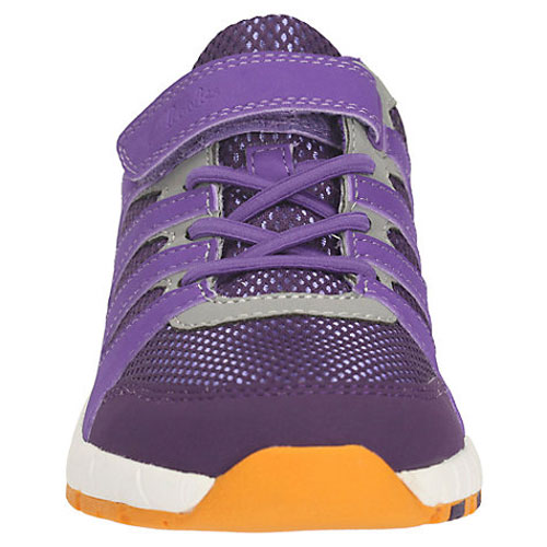 57150946b0e5 Clarks CROSS DART PURPLE Washable Girls Trainers Shoes 10 - 5 FGH Fit NEW  BOXED