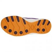 Clarks Cross Dart Purple sole 500
