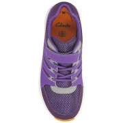 Clarks Cross Dart Purple top 500