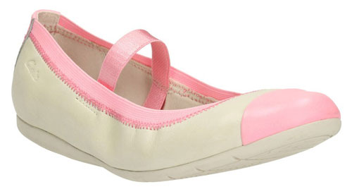 Clarks Dance Brite Cotton 500