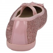 Clarks Dance Sparkle Baby Pink back