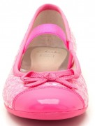Clarks Dance Sparkle Candy front
