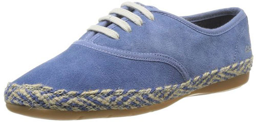 Clarks Dance Strut Denim 500