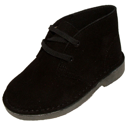 Clarks Desert Boot Black 500