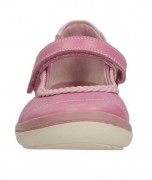 Clarks Epsie Play Rose Front 500